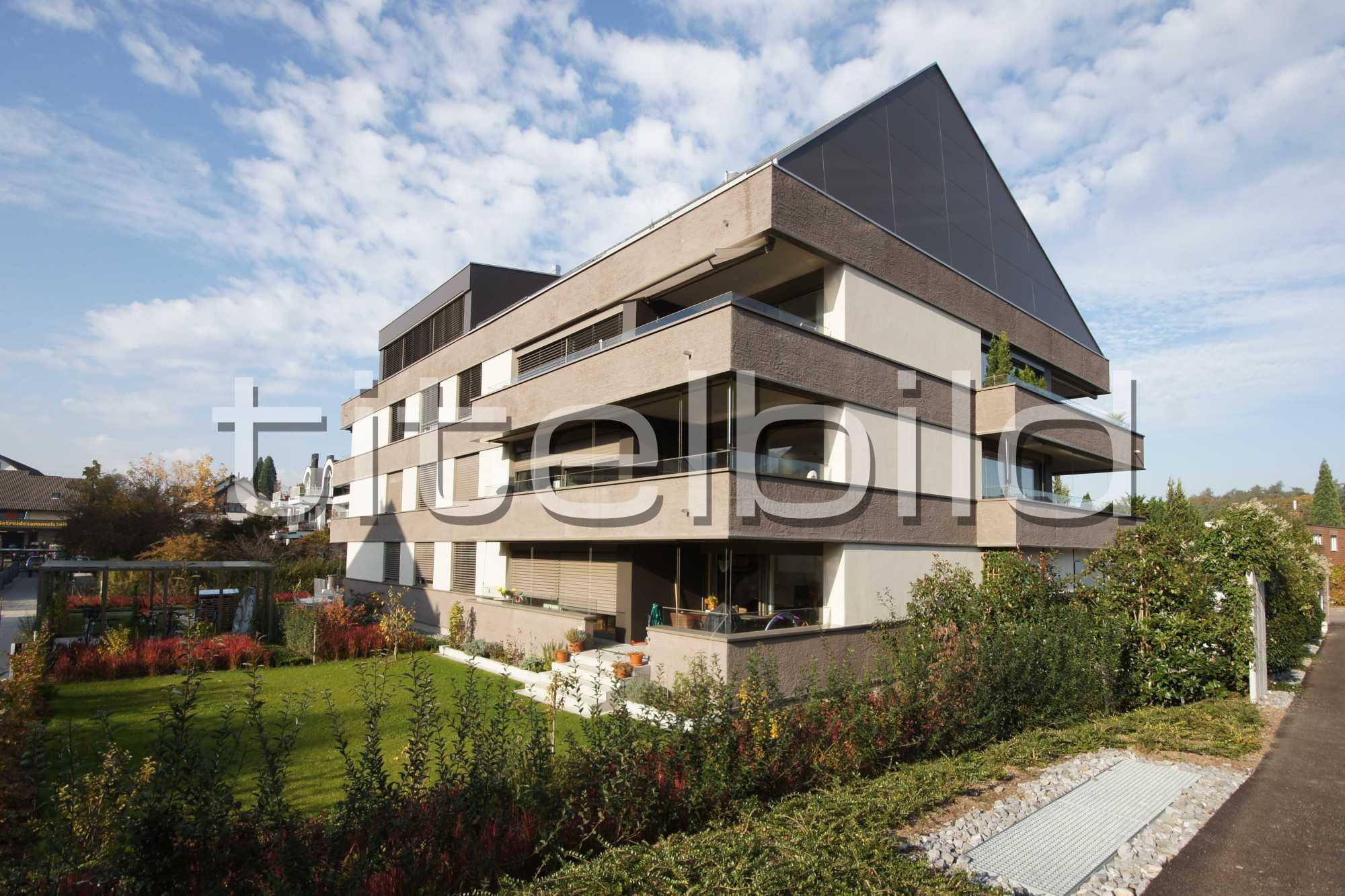 Projektbild-Nr. 0: Wohnüberbauung Rietwis
