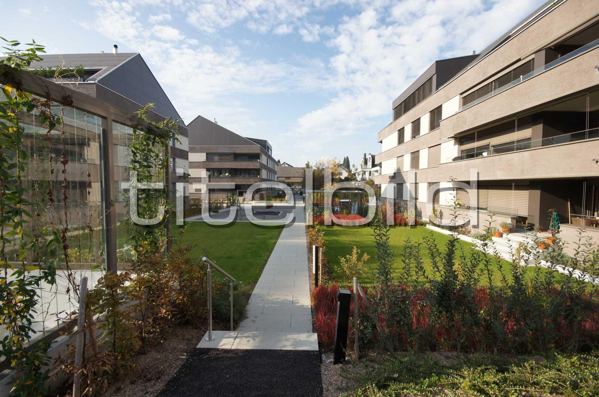 Projektbild-Nr. 1: Wohnüberbauung Rietwis
