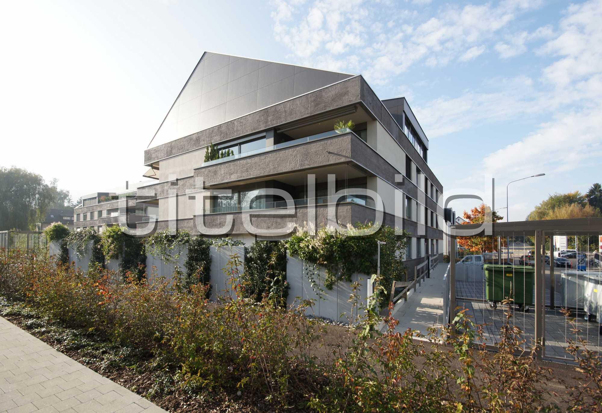 Projektbild-Nr. 2: Wohnüberbauung Rietwis