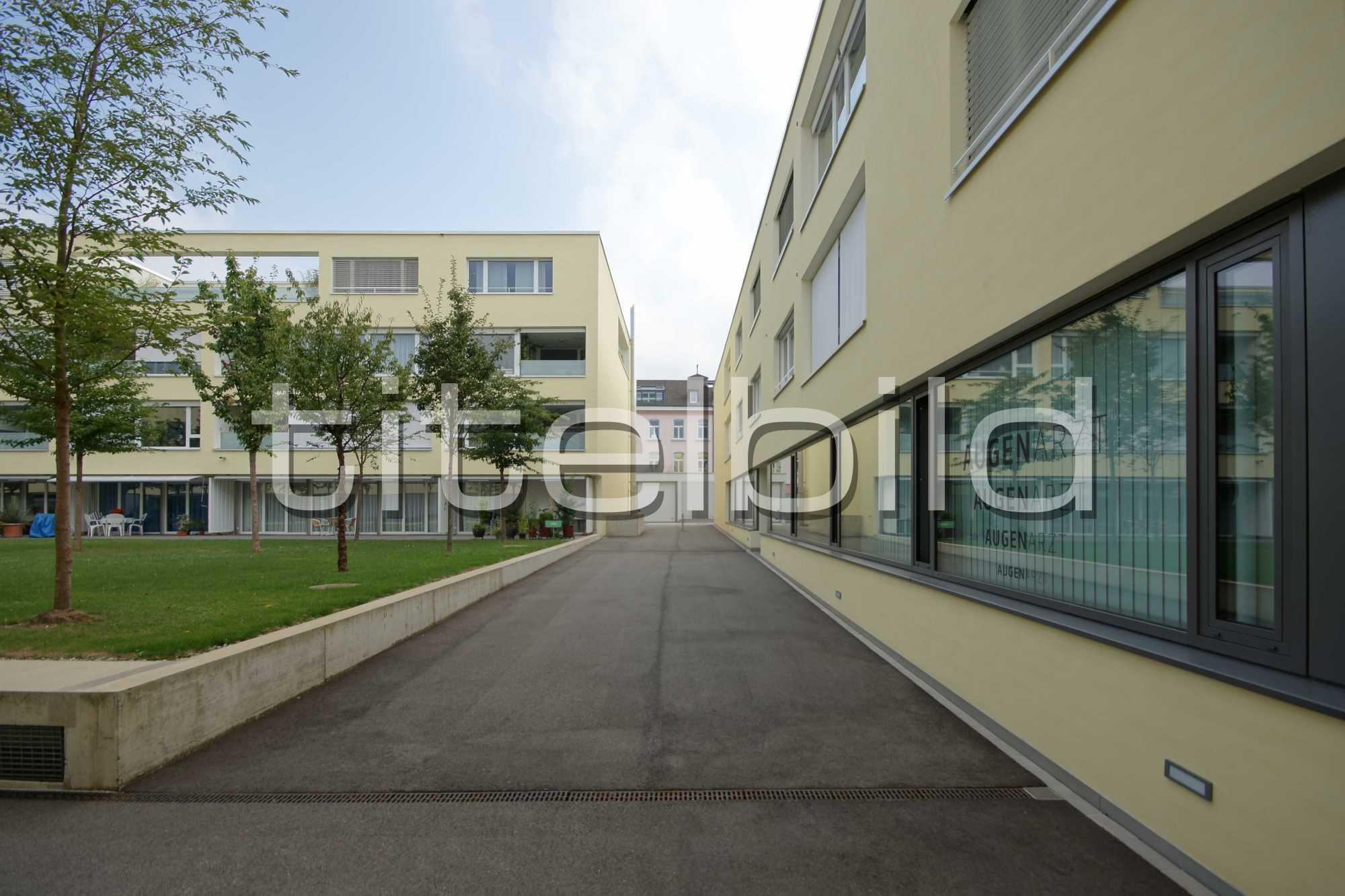 Projektbild-Nr. 0: Wohn- und Geschäftshaus Forstacker