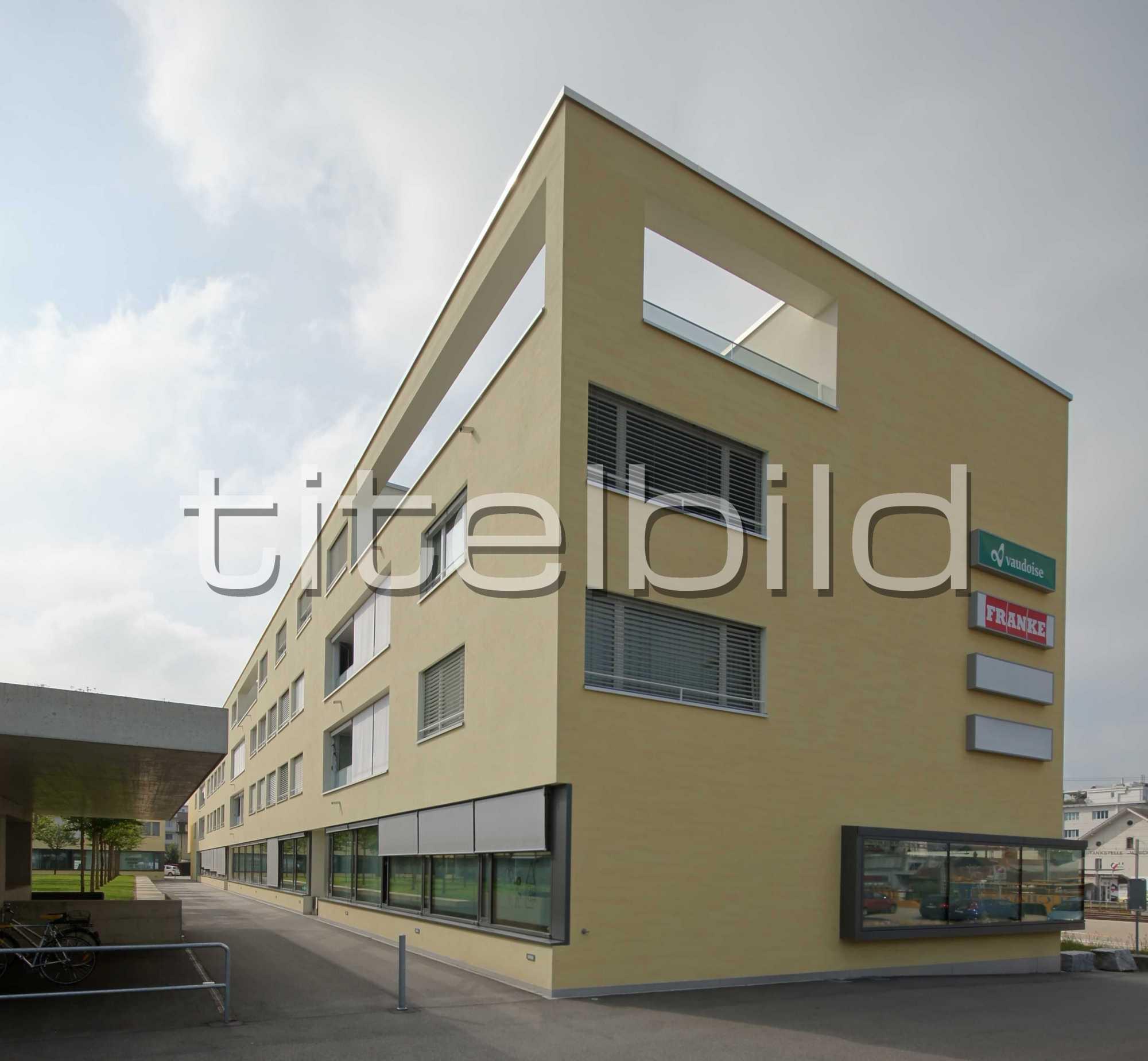 Projektbild-Nr. 2: Wohn- und Geschäftshaus Forstacker