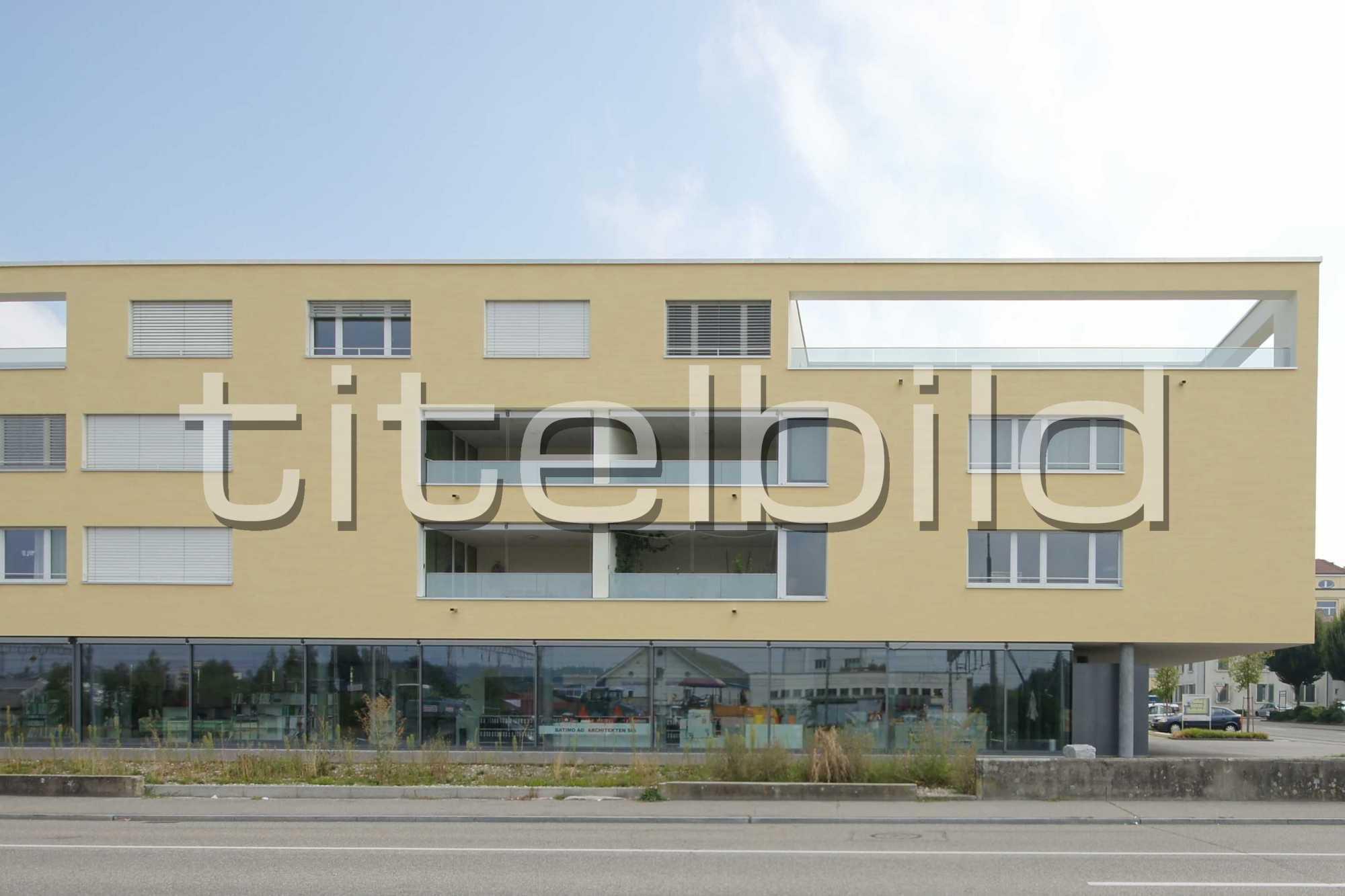 Projektbild-Nr. 6: Wohn- und Geschäftshaus Forstacker