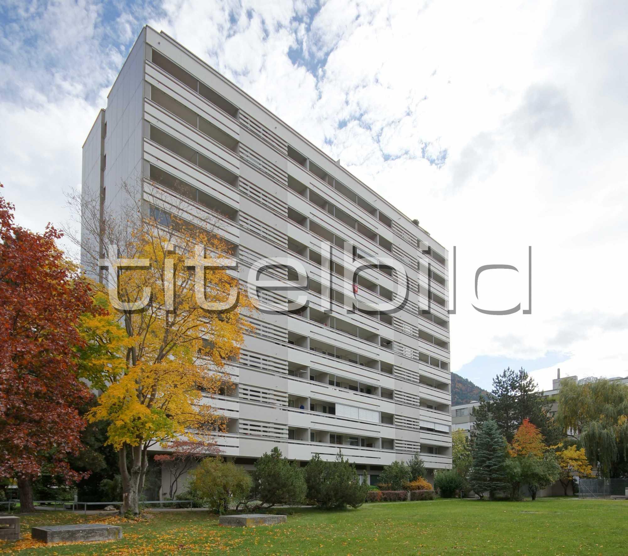 Bilder Von Gebäuden Aus Der Region: Graubünden