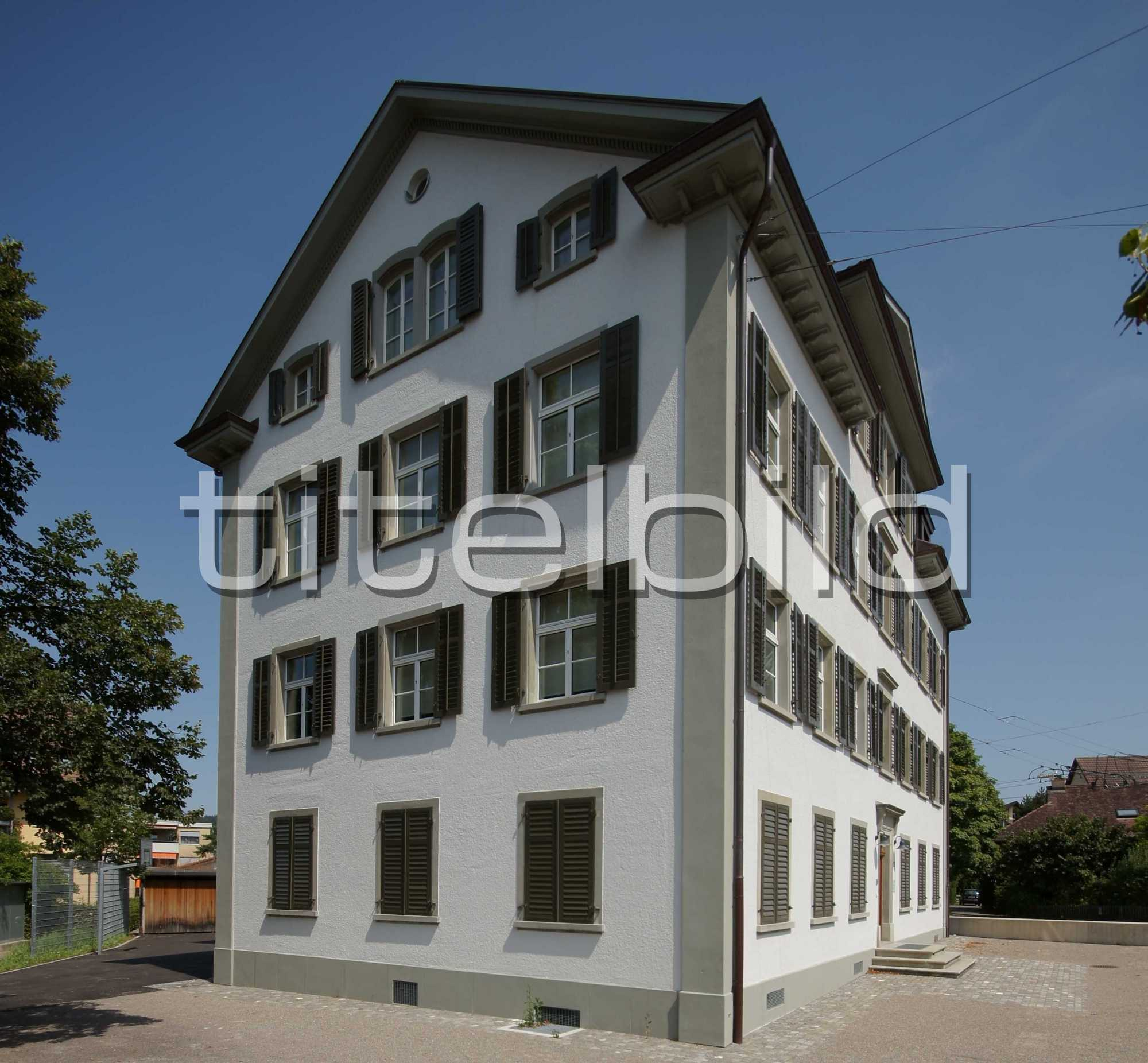 Projektbild-Nr. 1: Schulhaus Dorf