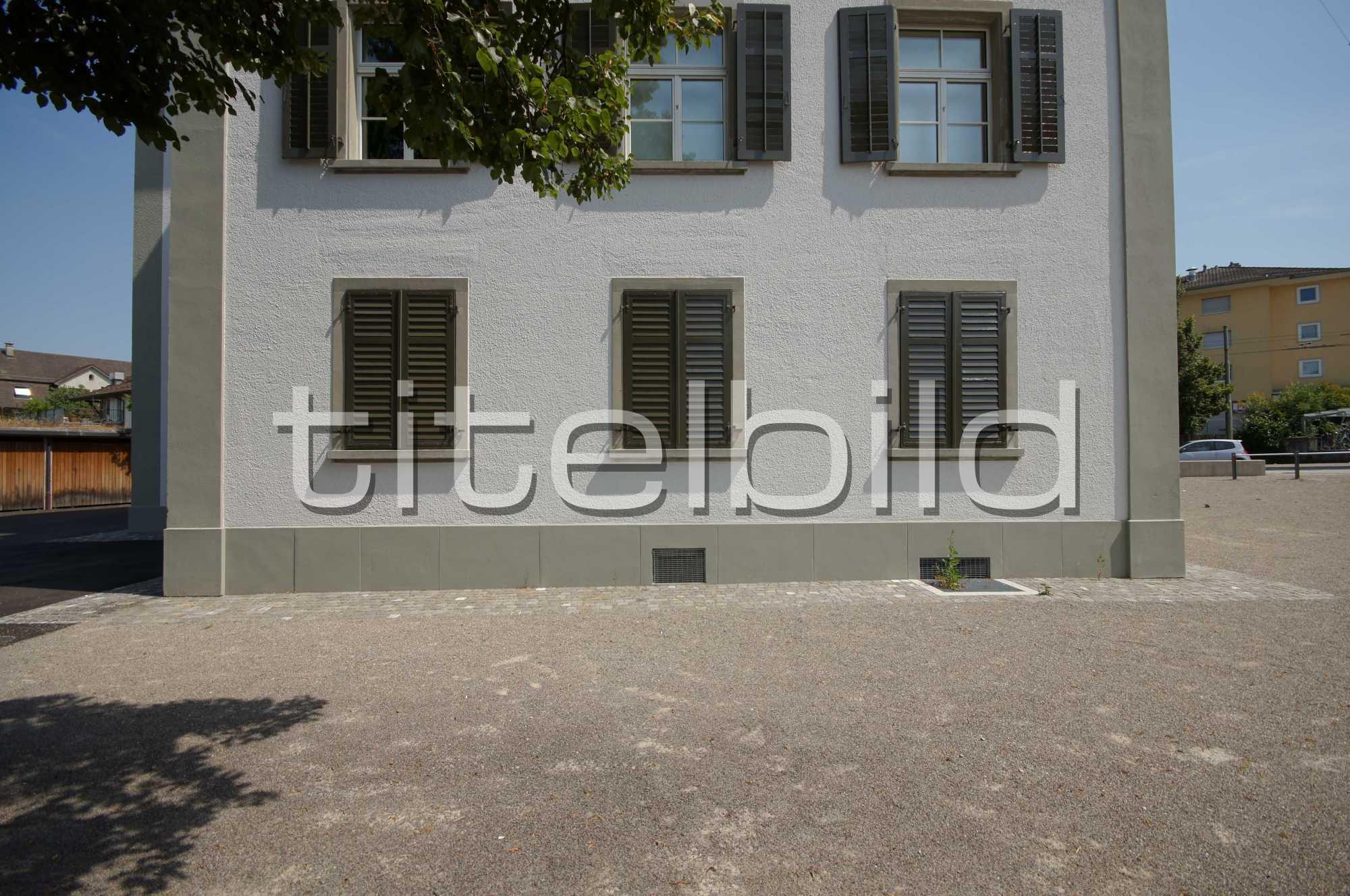 Projektbild-Nr. 2: Schulhaus Dorf