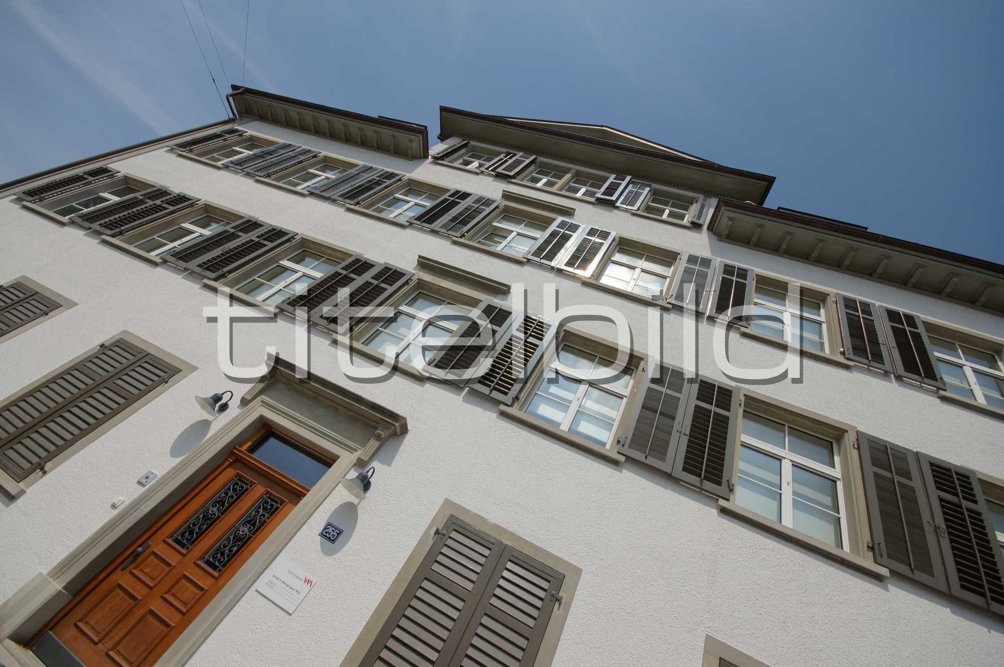 Projektbild-Nr. 5: Schulhaus Dorf