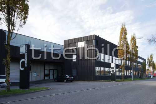 Bild-Nr: 1des Objektes Lagerhalle Schwarz Stahl AG