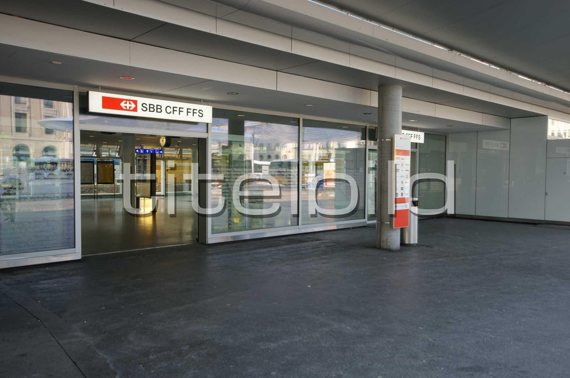 Projektbild-Nr. 4: Umbau Bahnhof Aarau