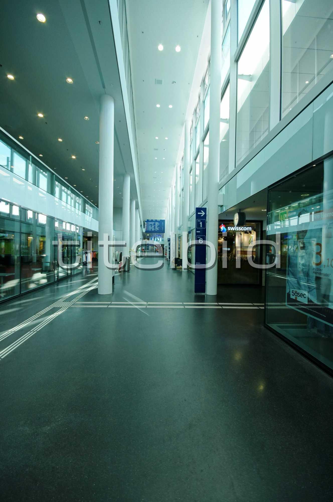 Projektbild-Nr. 7: Umbau Bahnhof Aarau