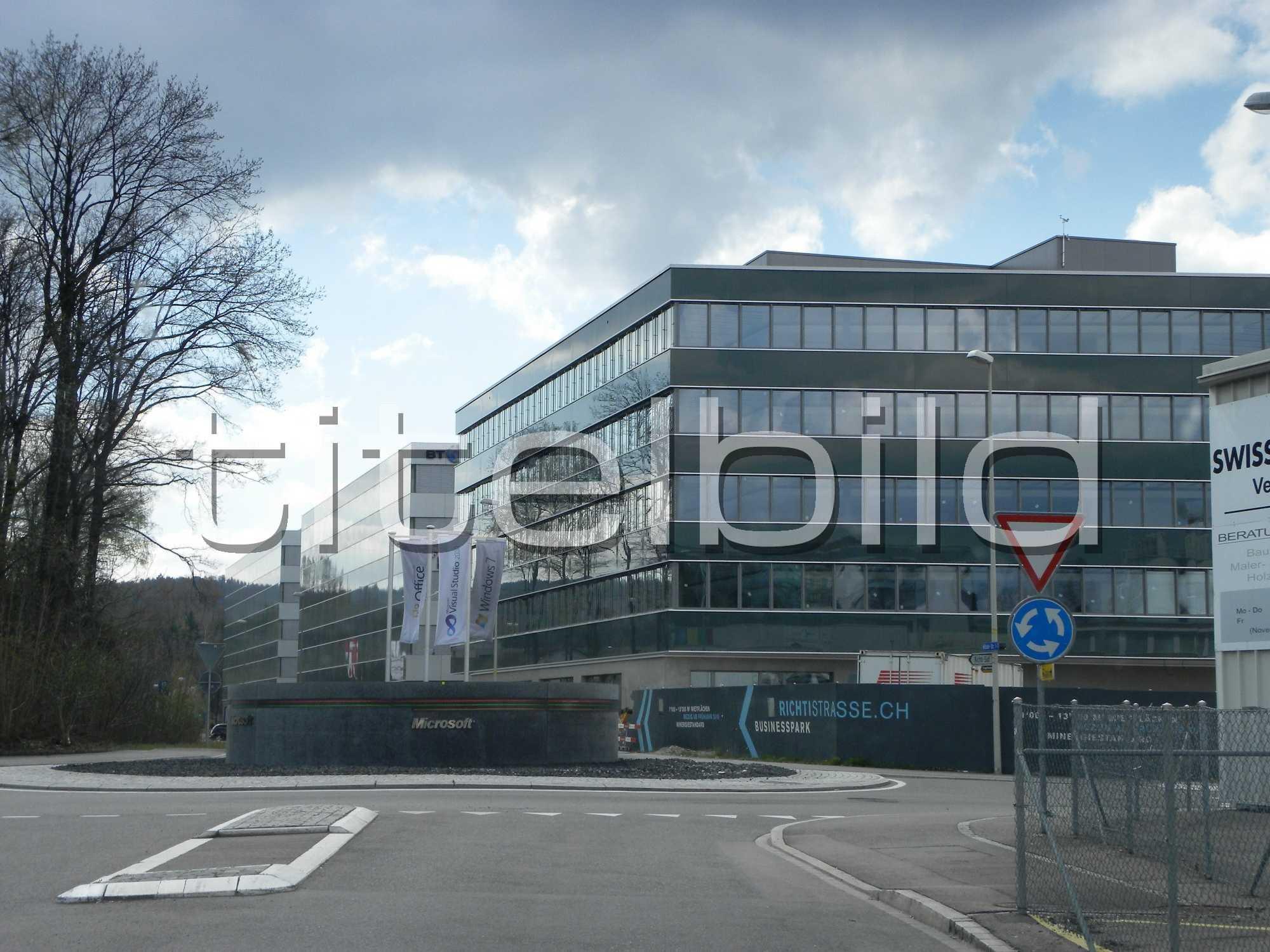 Projektbild-Nr. 2: Swing Richtistrasse Businesspark Gebäude 3 und 4