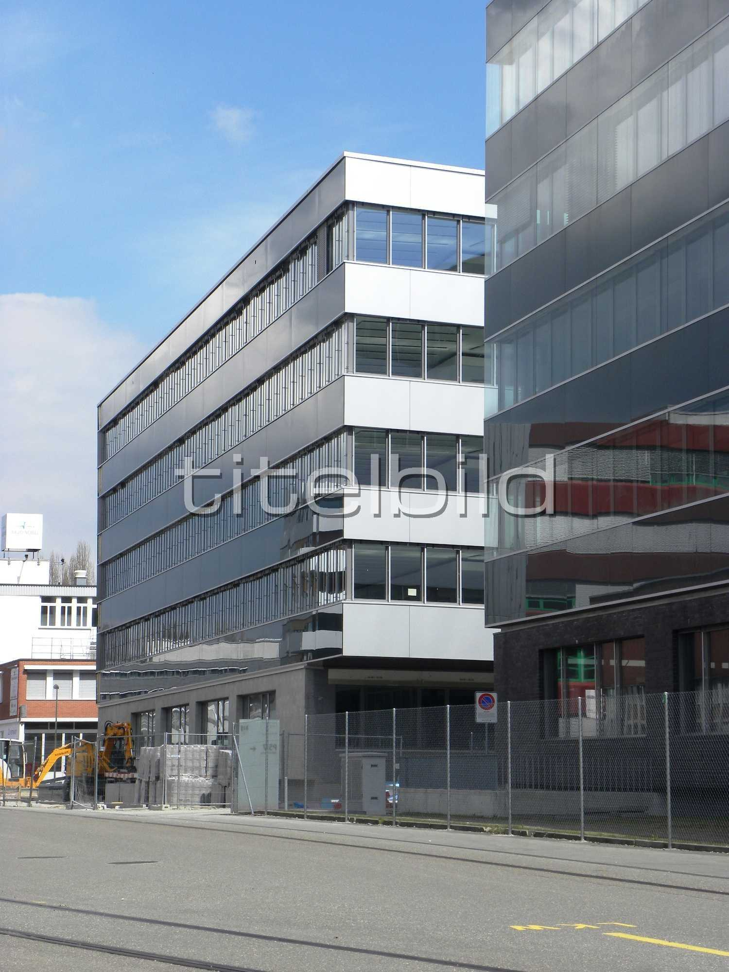 Projektbild-Nr. 6: Swing Richtistrasse Businesspark Gebäude 3 und 4