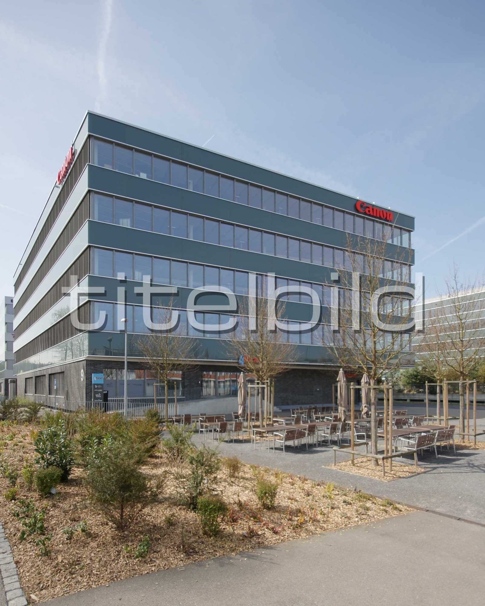 Projektbild-Nr. 3: Swing Richtistrasse Businesspark Gebäude 3 und 4