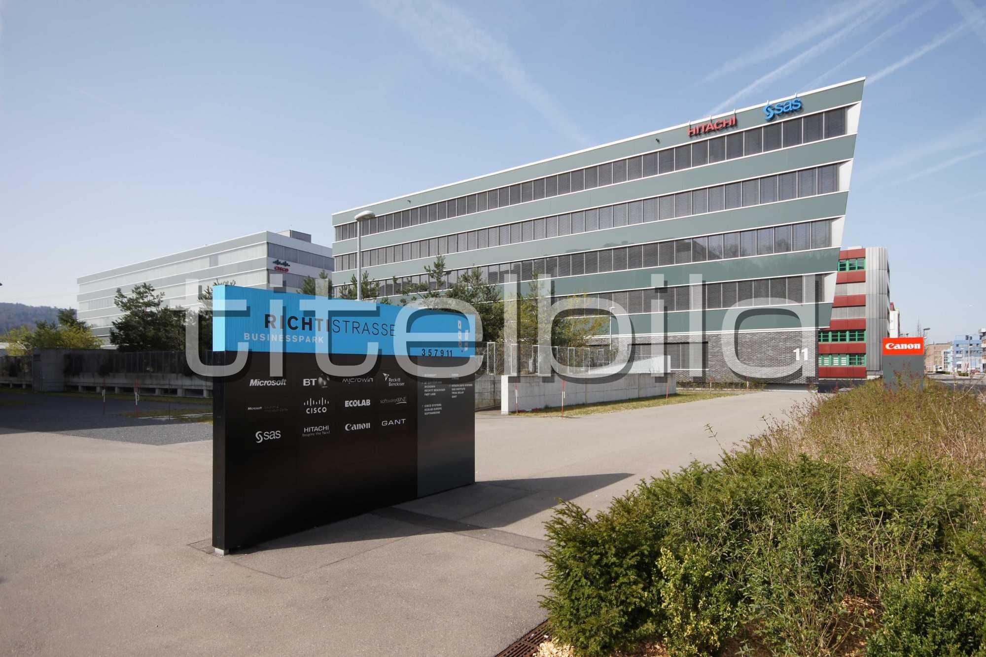 Projektbild-Nr. 4: Swing Richtistrasse Businesspark Gebäude 3 und 4