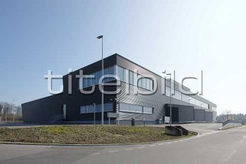 Bild-Nr: 1des Objektes Neubau Fachmarkt / One Trainingcenter