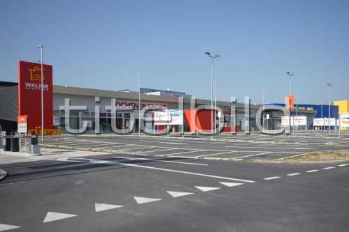 Bild-Nr: 4des Objektes Neubau Fachmarkt / One Trainingcenter