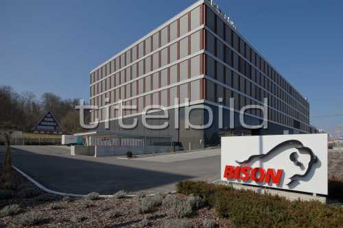 Bild-Nr: 1des Objektes Neubau Bürogebäude Bison