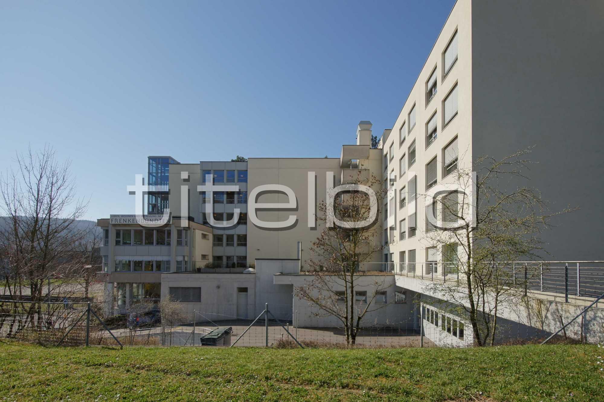 Projektbild-Nr. 1: Altersheim Frenkenbündten