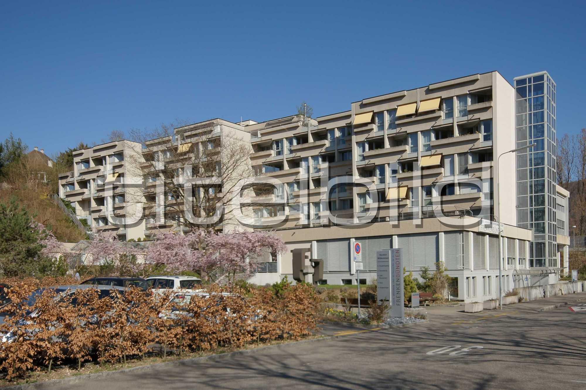 Projektbild-Nr. 2: Altersheim Frenkenbündten