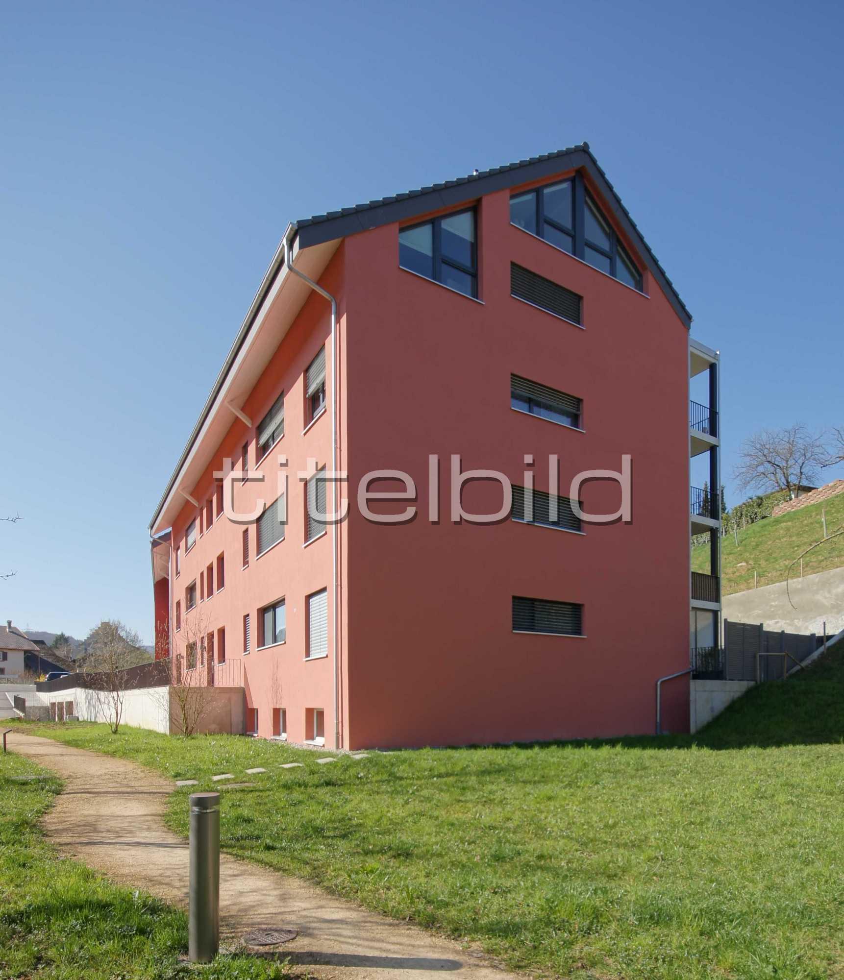 Projektbild-Nr. 5: Neubau Block A & B