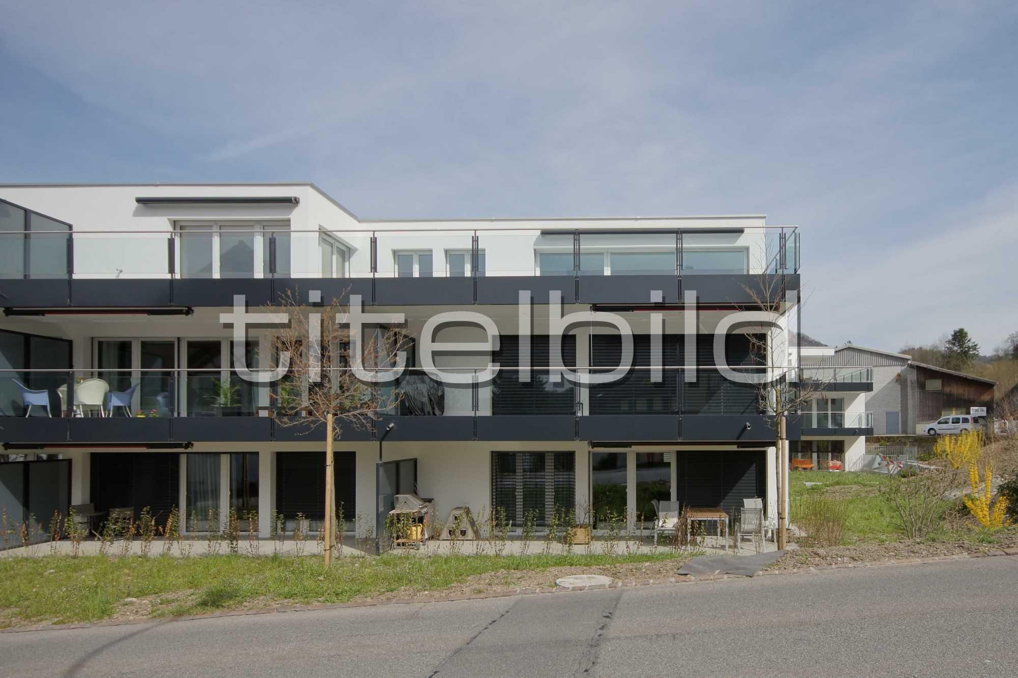 Projektbild-Nr. 1: MFH Landikerwiese