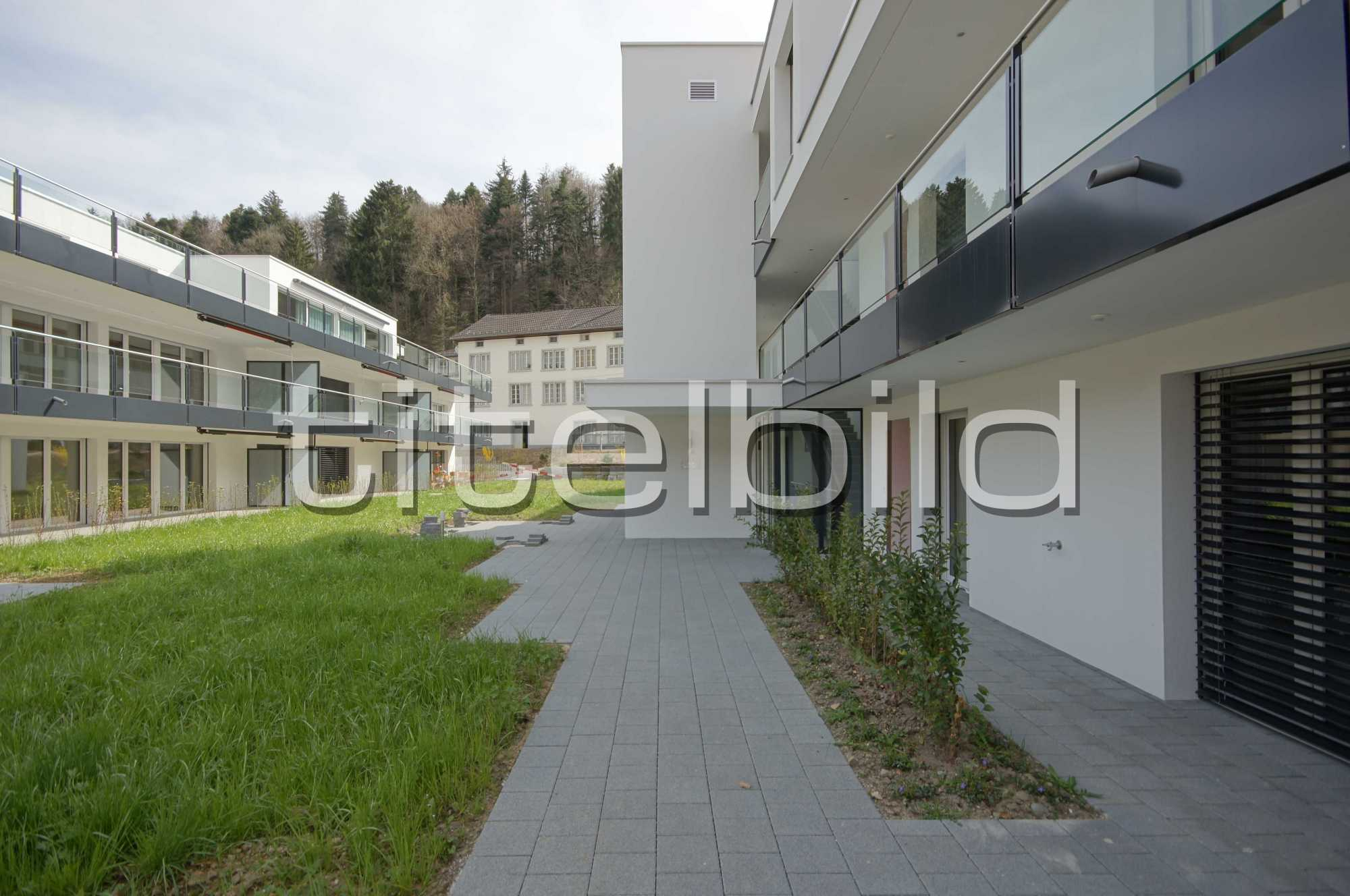 Projektbild-Nr. 5: MFH Landikerwiese
