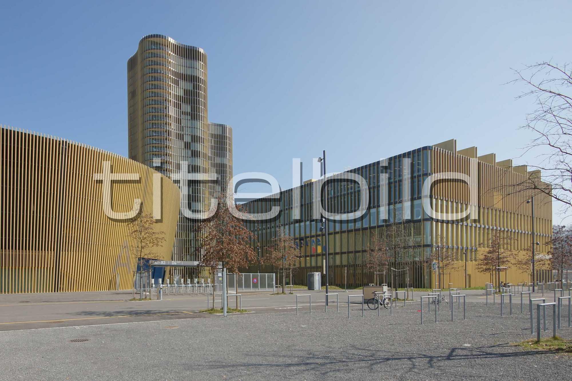 Projektbild-Nr. 6: Sportgebäude, Hallenbad Allmend