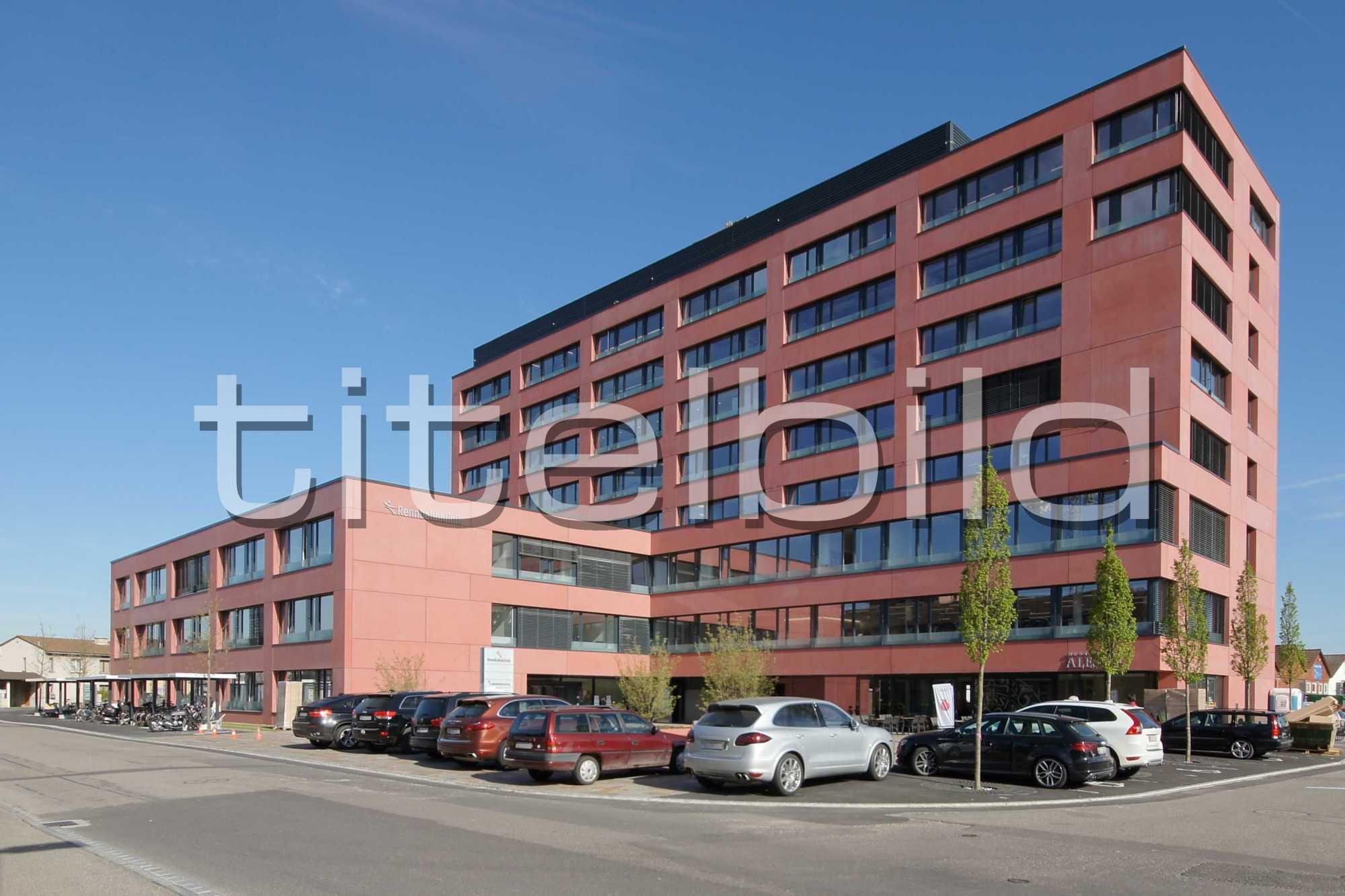 Projektbild-Nr. 2: Praxisklinik Rennbahn, Muttenz