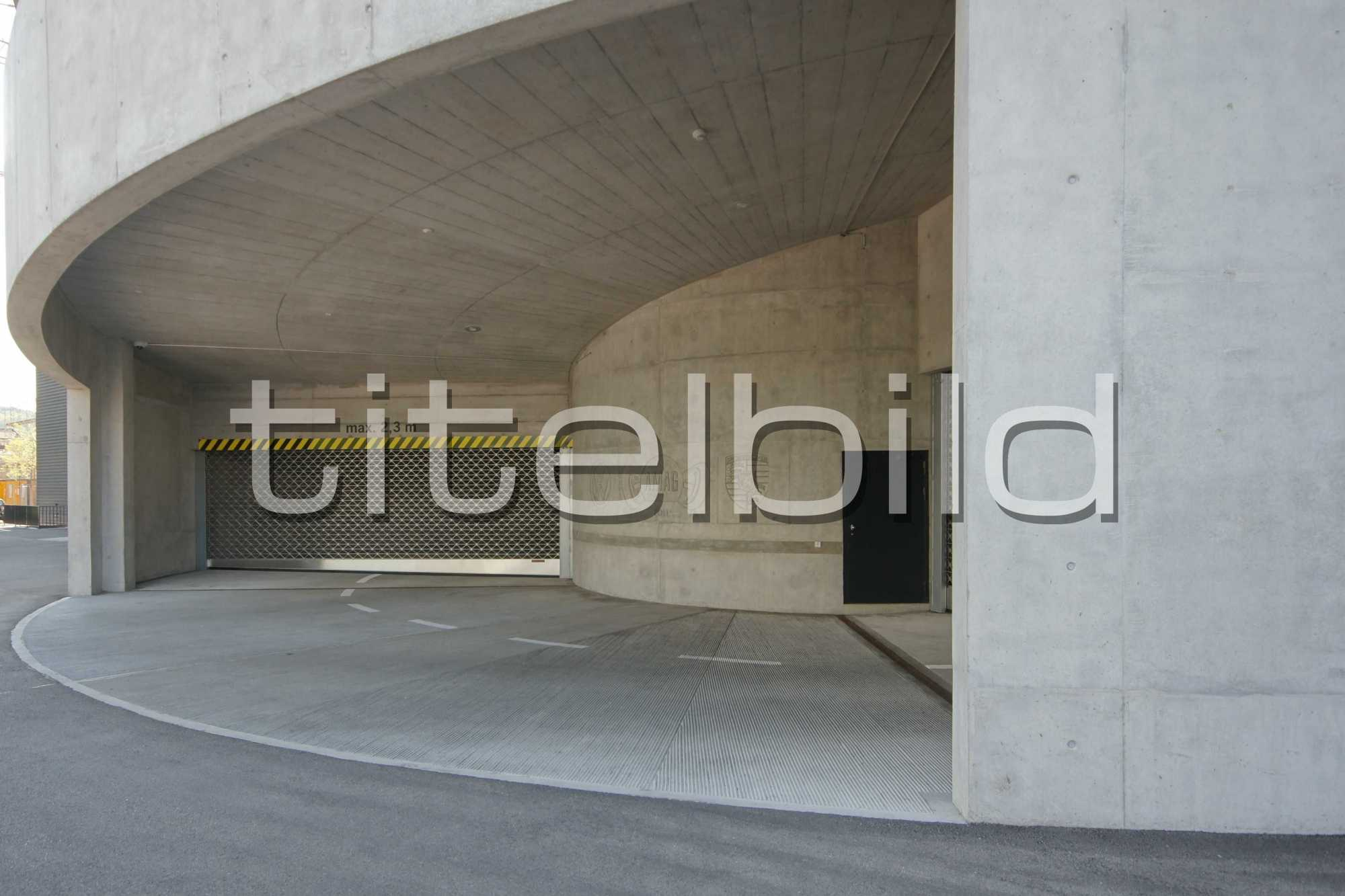 Projektbild-Nr. 9: Porsche Zentrum und VW Center - AMAG RETAIL Schlieren