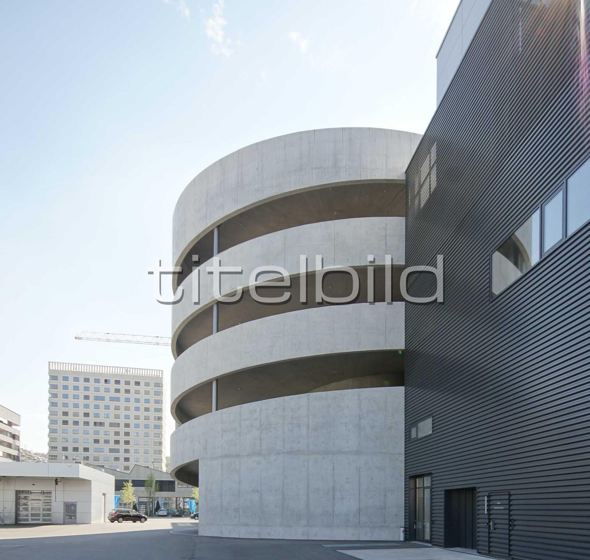 Projektbild-Nr. 3: Porsche Zentrum und VW Center - AMAG RETAIL Schlieren