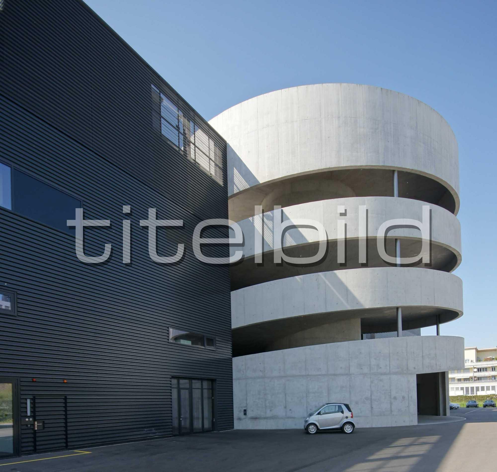 Projektbild-Nr. 4: Porsche Zentrum und VW Center - AMAG RETAIL Schlieren