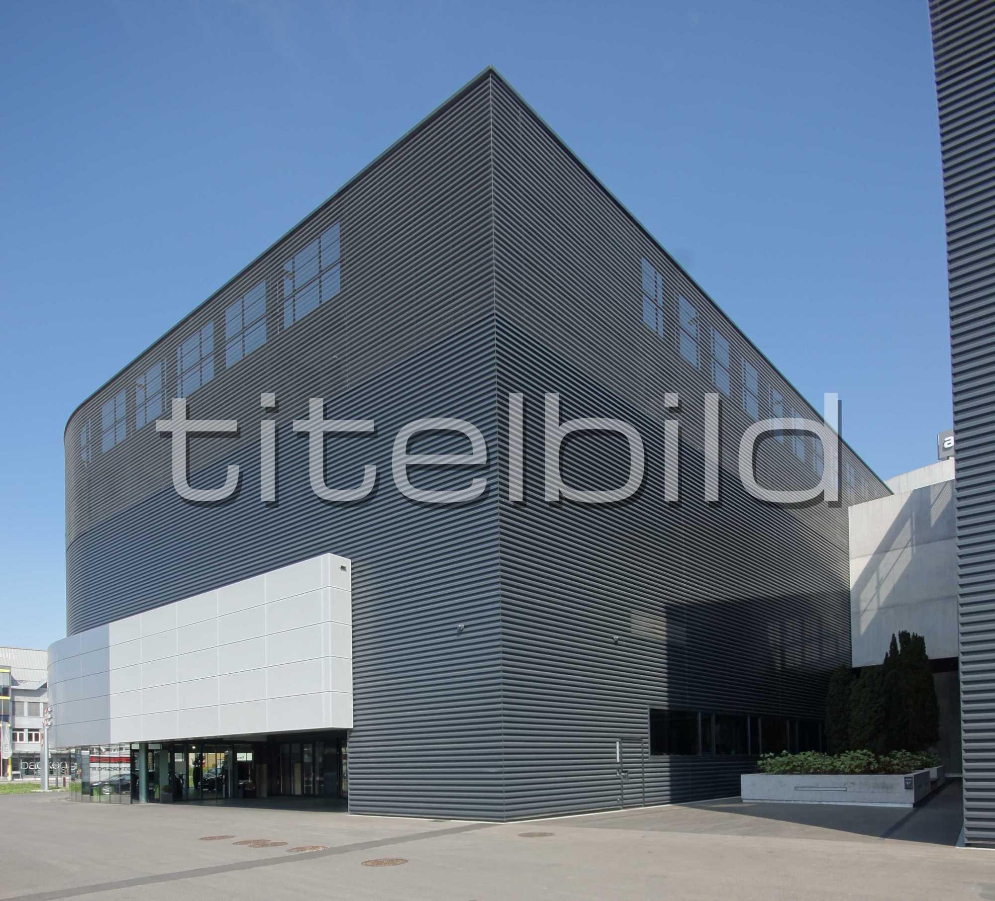 Projektbild-Nr. 6: Porsche Zentrum und VW Center - AMAG RETAIL Schlieren