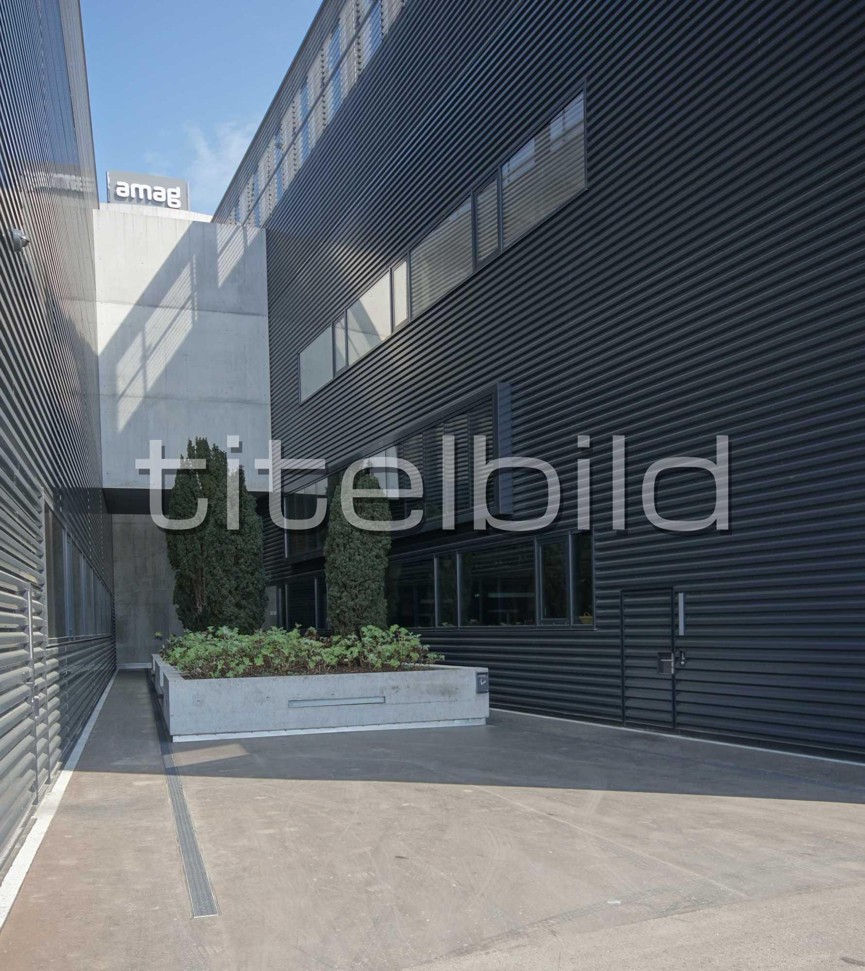 Projektbild-Nr. 7: Porsche Zentrum und VW Center - AMAG RETAIL Schlieren