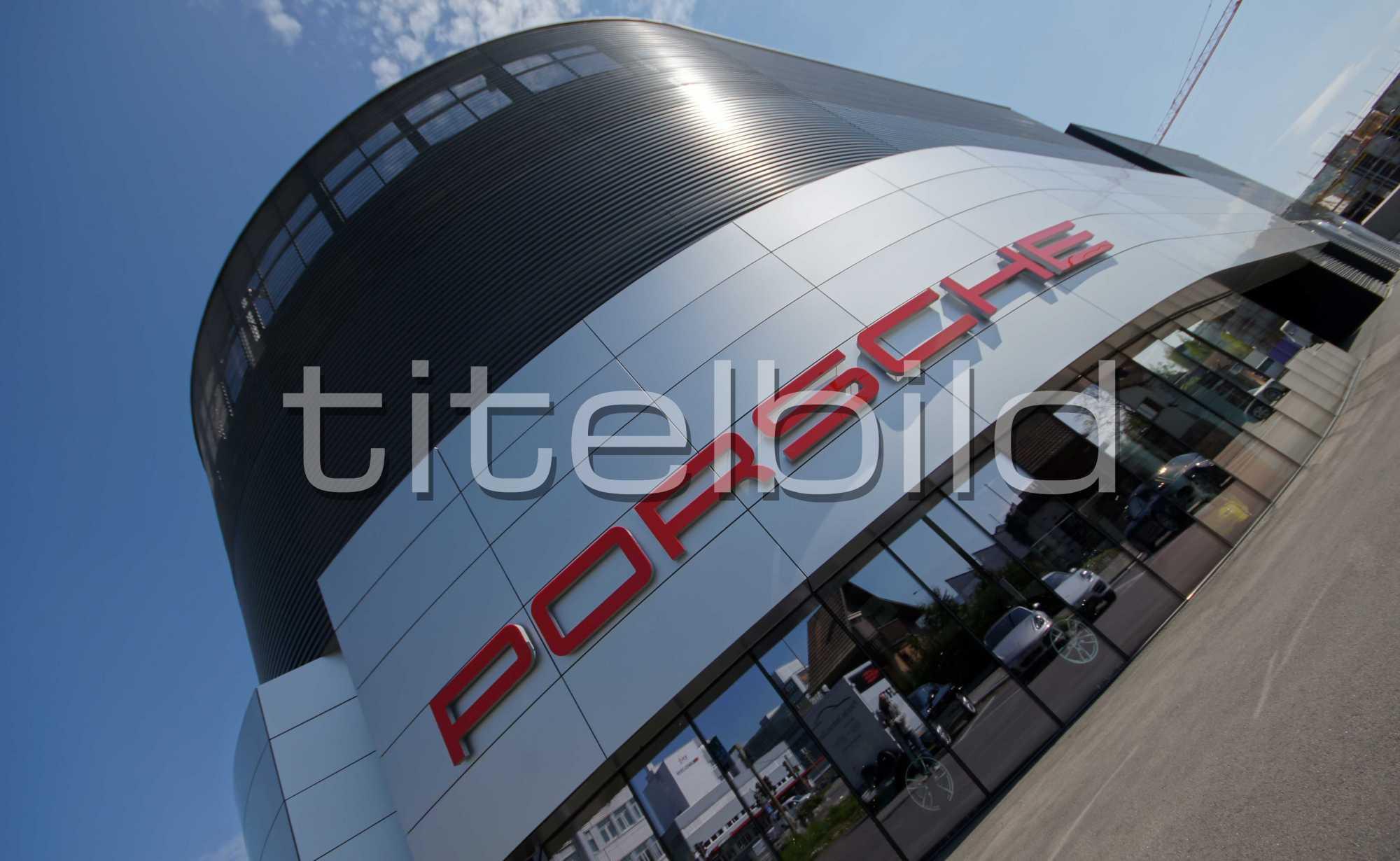 Projektbild-Nr. 8: Porsche Zentrum und VW Center - AMAG RETAIL Schlieren
