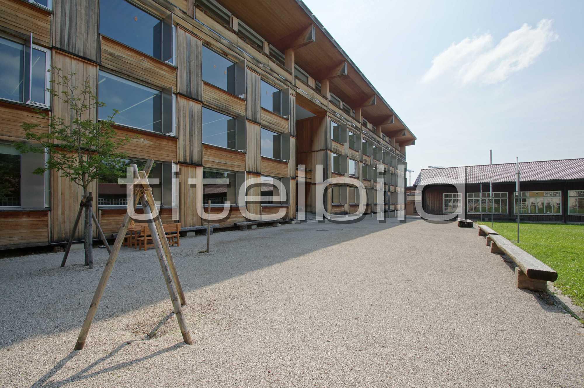 Projektbild-Nr. 1: Berner Fachhochschule Architektur, Holz und Bau