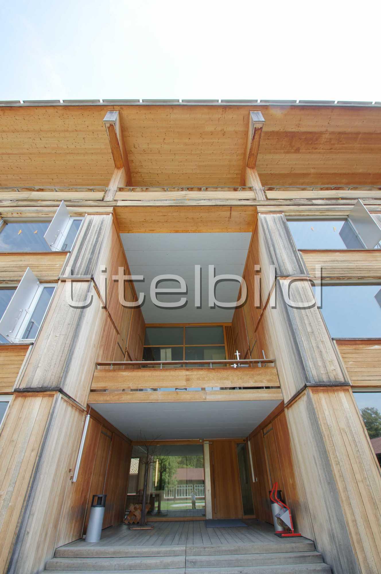 Projektbild-Nr. 4: Berner Fachhochschule Architektur, Holz und Bau