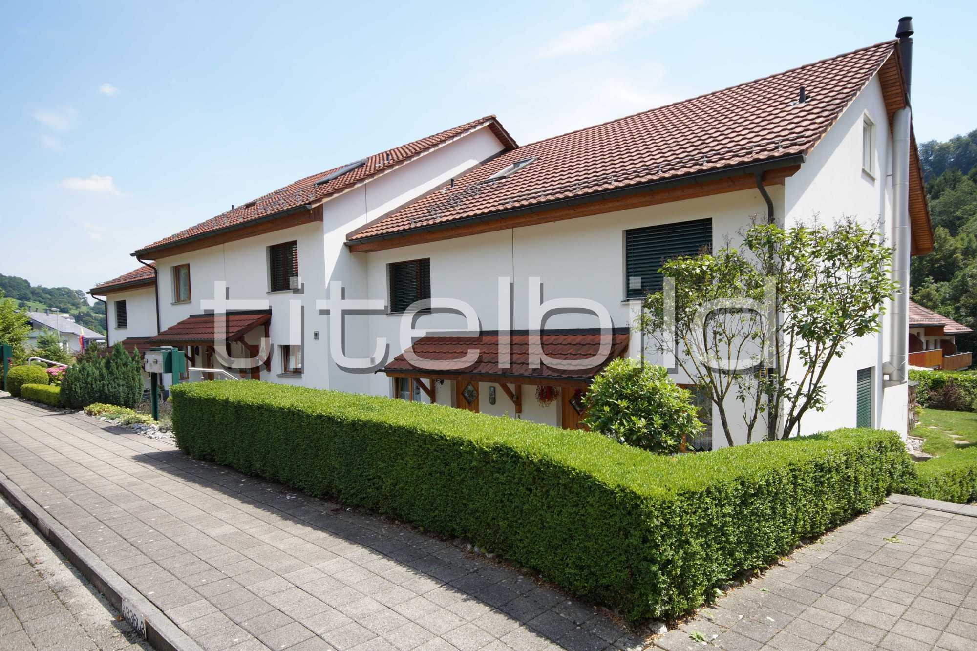 Projektbild-Nr. 2: MFH Chollerweg, Trimbach