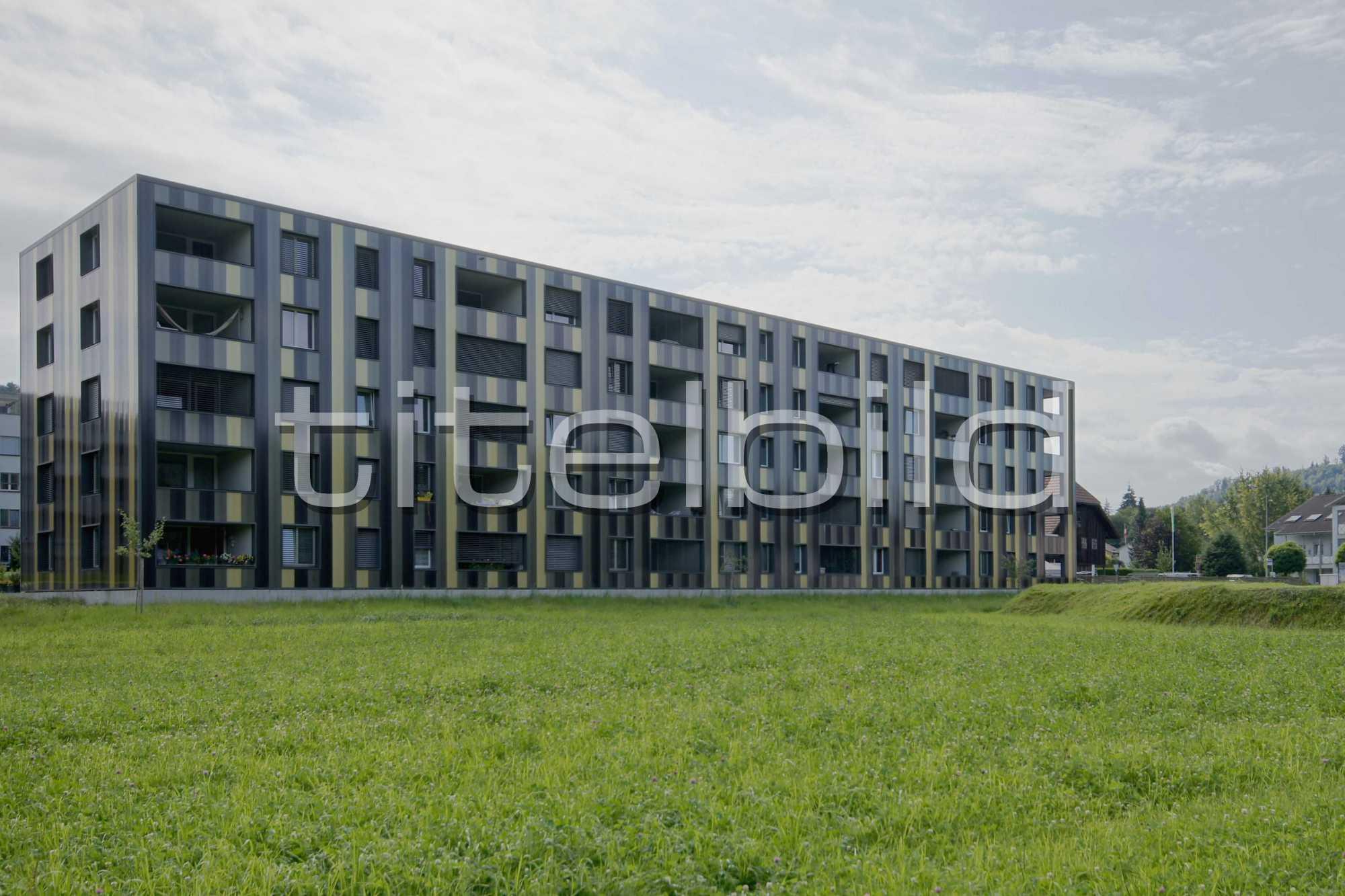 Projektbild-Nr. 3: Rosenweg, Schöftlannd