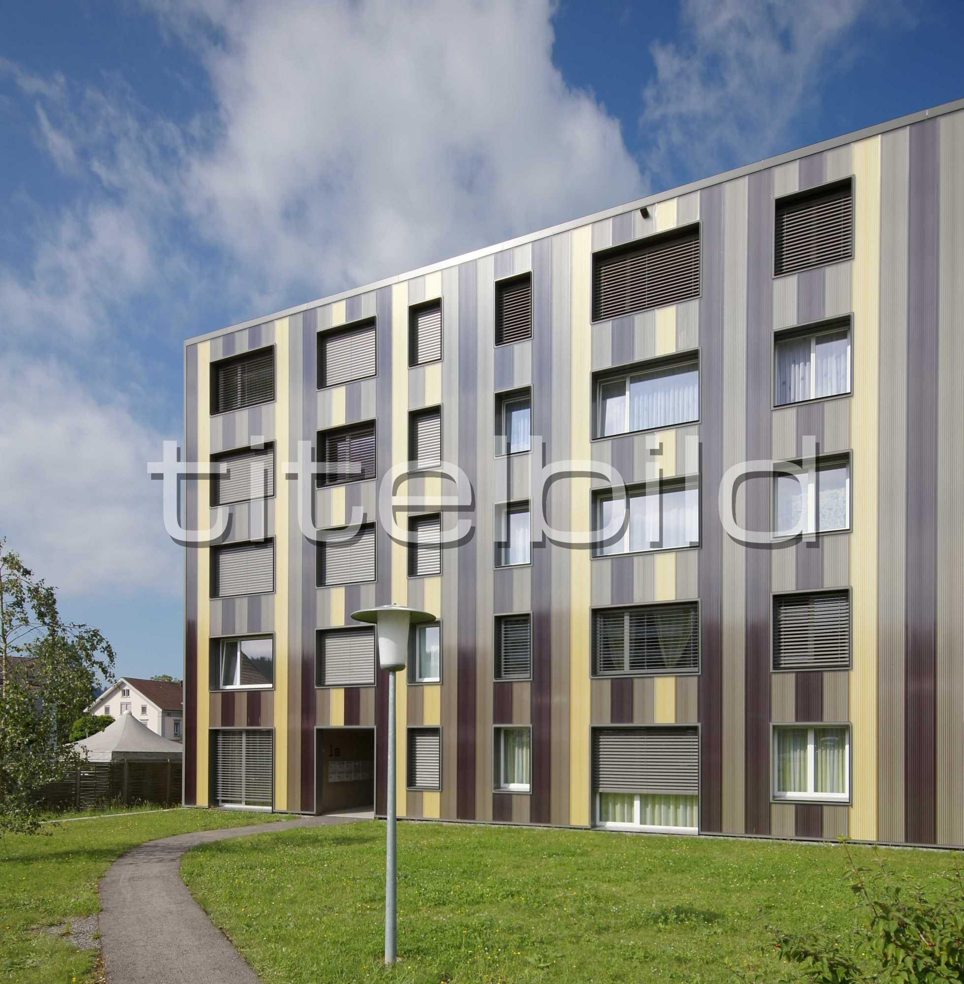 Projektbild-Nr. 4: Rosenweg, Schöftlannd
