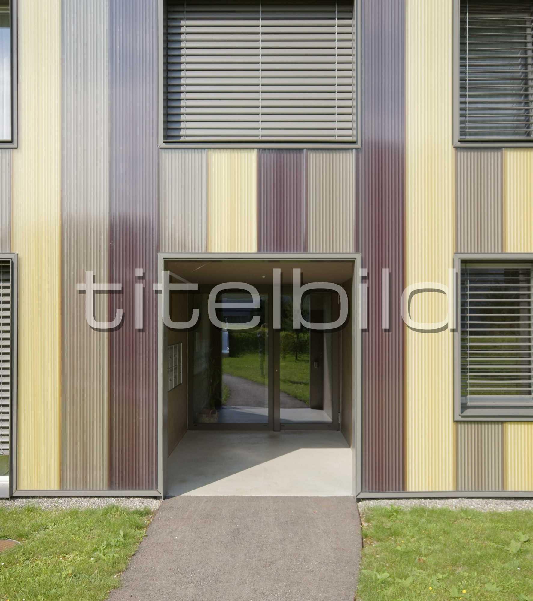 Projektbild-Nr. 5: Rosenweg, Schöftlannd