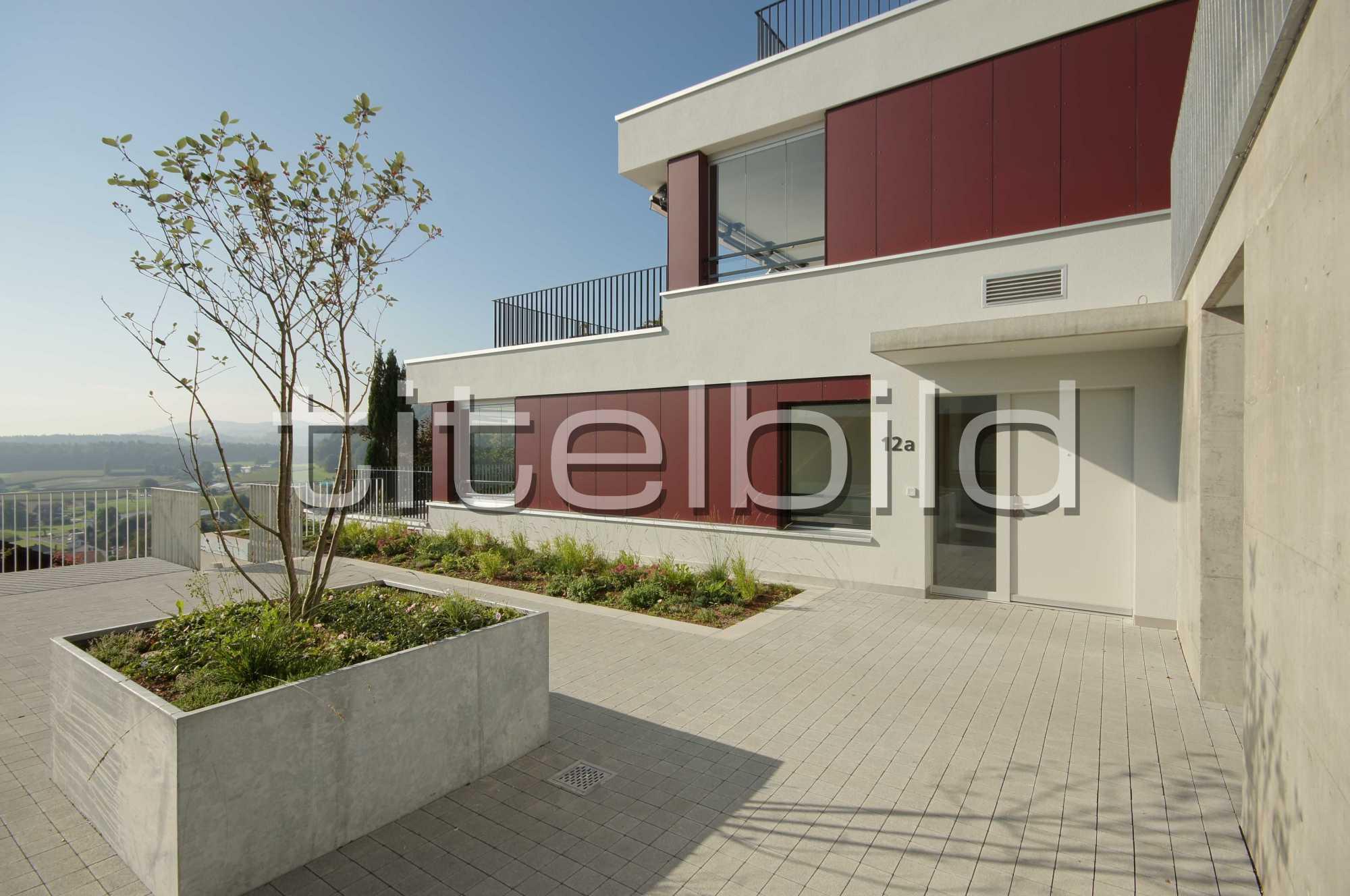 Projektbild-Nr. 0: Terrassenhäuser Rebhügel