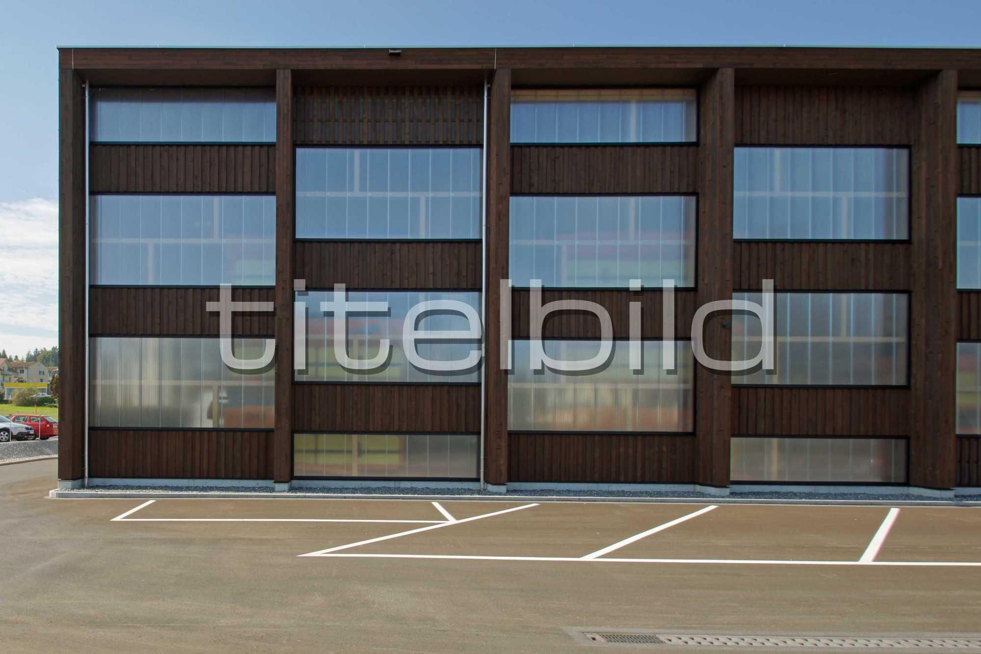 Projektbild-Nr. 2: Autobahn Werkhof Sprengi