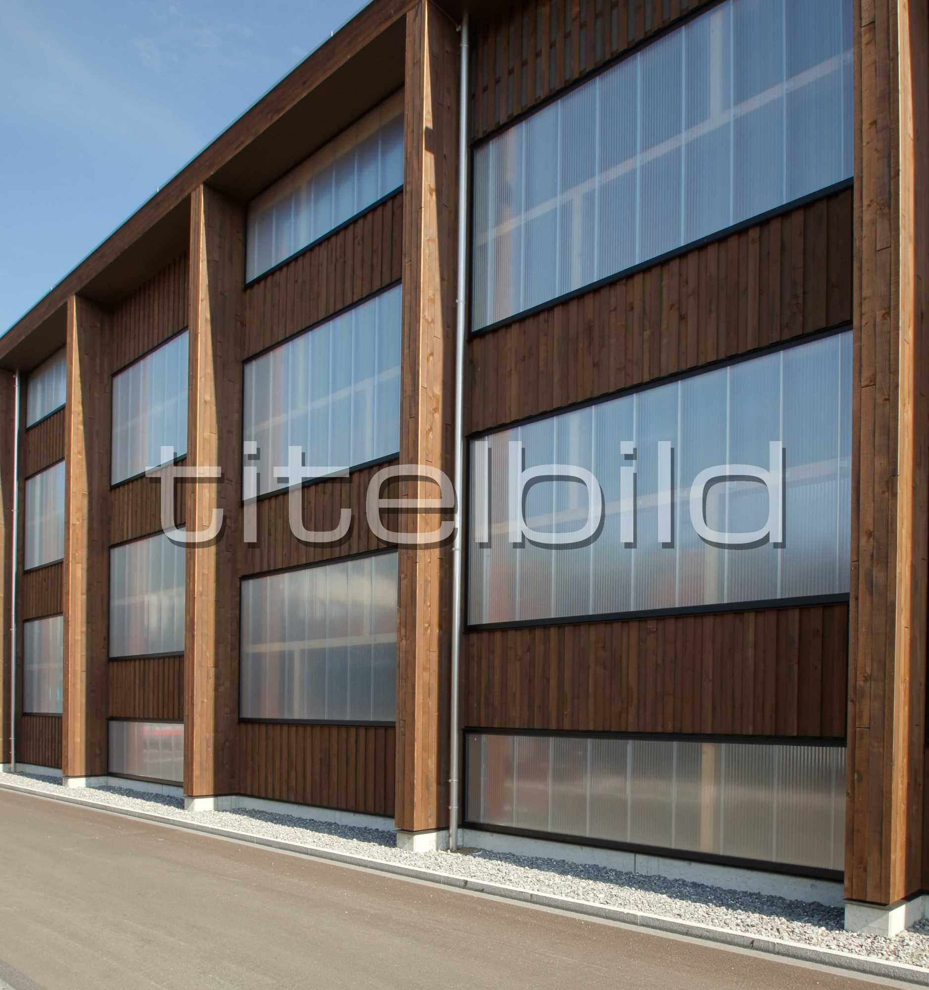 Projektbild-Nr. 5: Autobahn Werkhof Sprengi