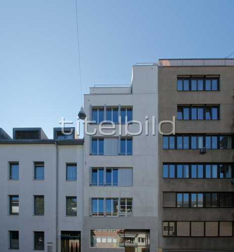 Bild-Nr: 1des Objektes Ersatzneubau Wohn- und Geschäftshaus