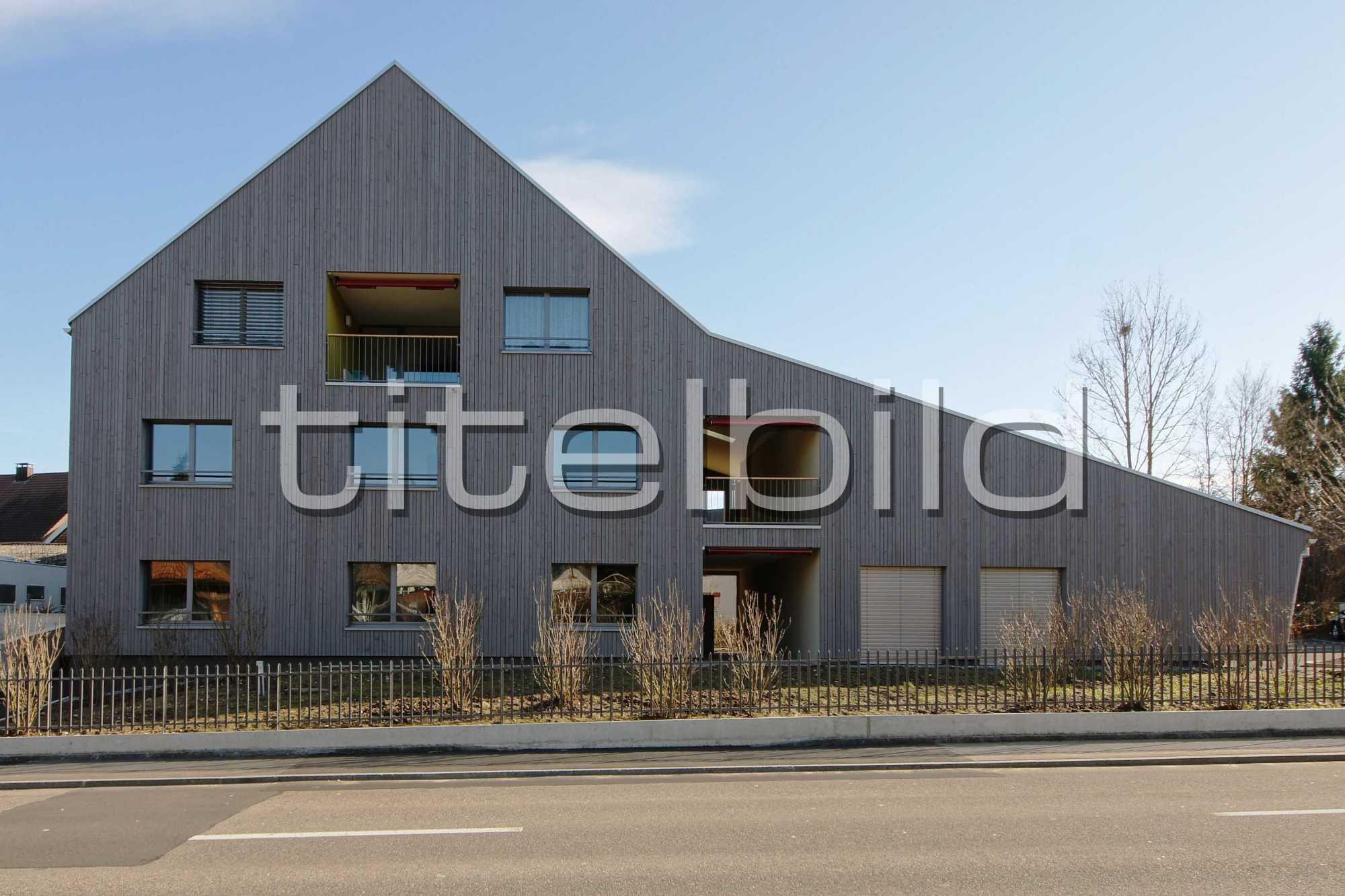 Projektbild-Nr. 0: Mehrfamilienhaus Kastanienbaum