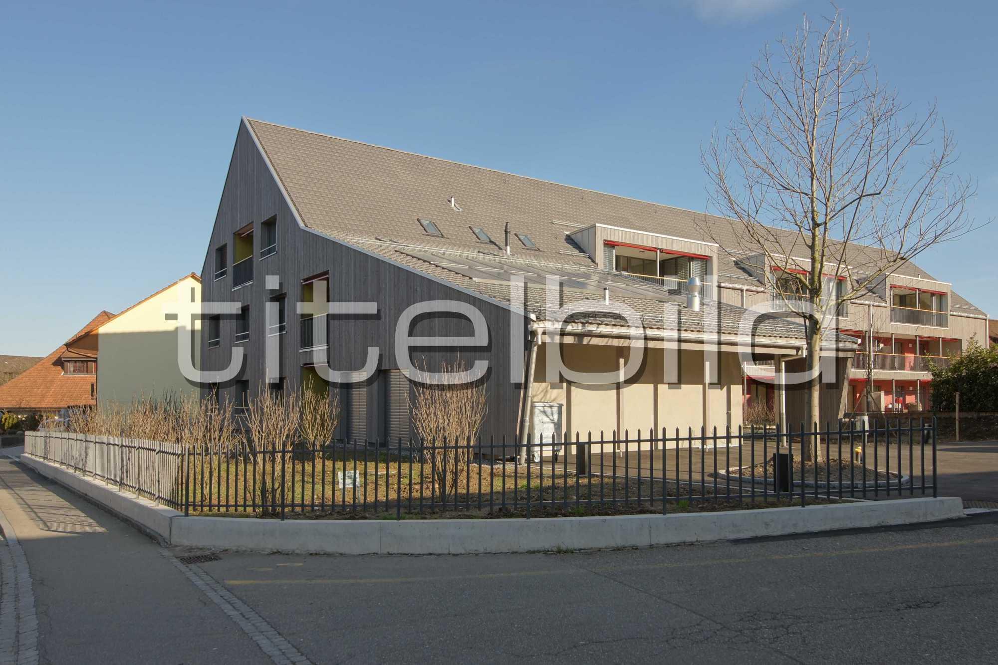 Projektbild-Nr. 1: Mehrfamilienhaus Kastanienbaum