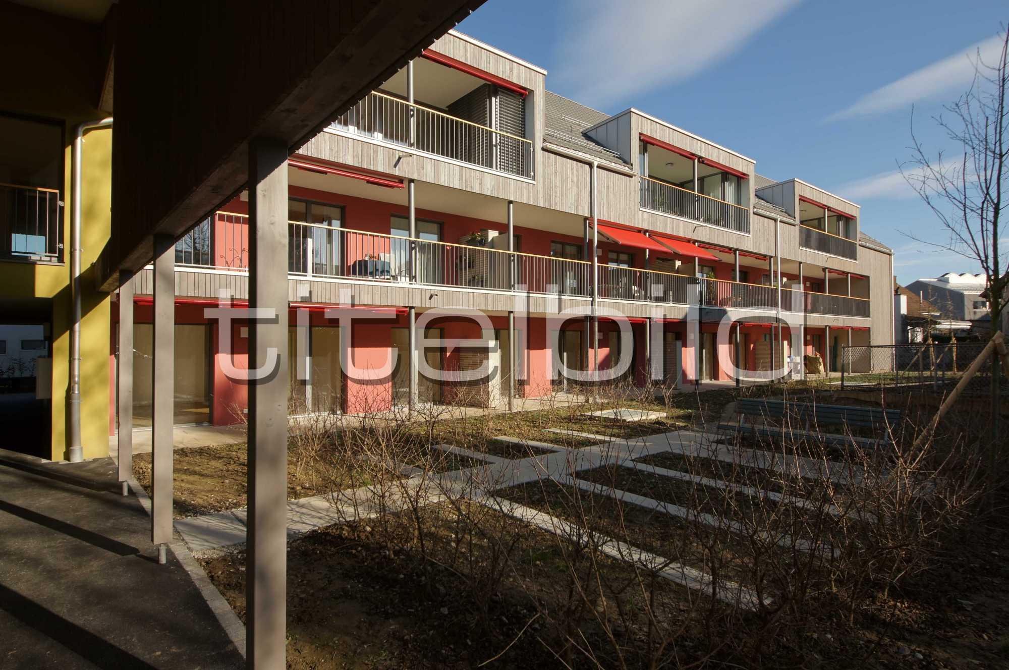 Projektbild-Nr. 2: Mehrfamilienhaus Kastanienbaum