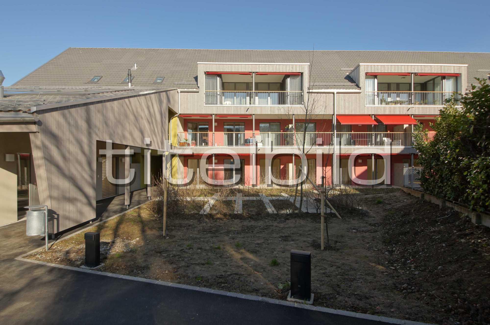 Projektbild-Nr. 3: Mehrfamilienhaus Kastanienbaum