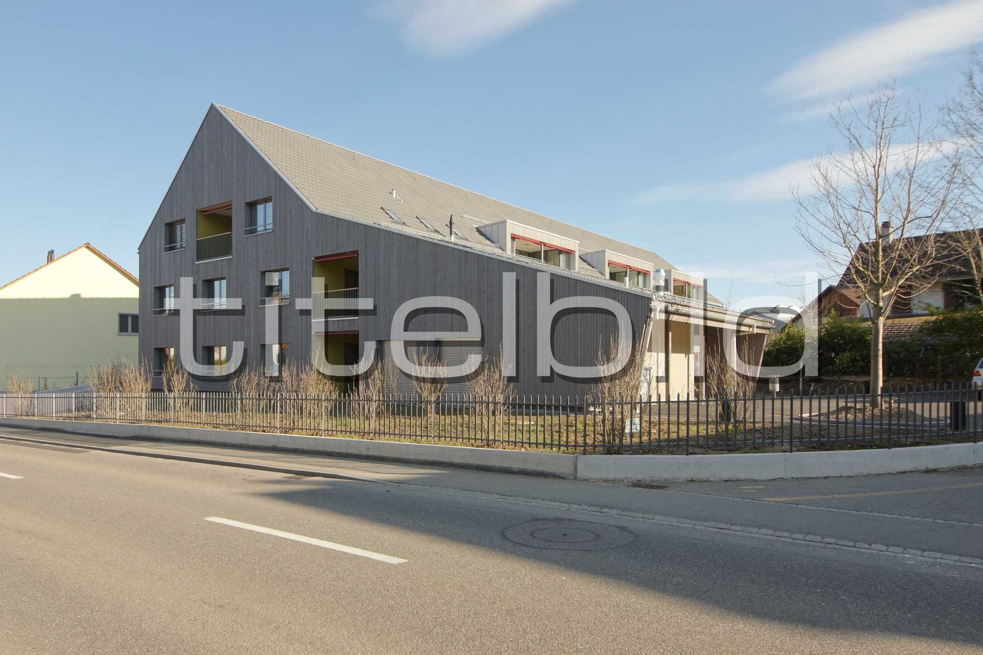 Projektbild-Nr. 5: Mehrfamilienhaus Kastanienbaum