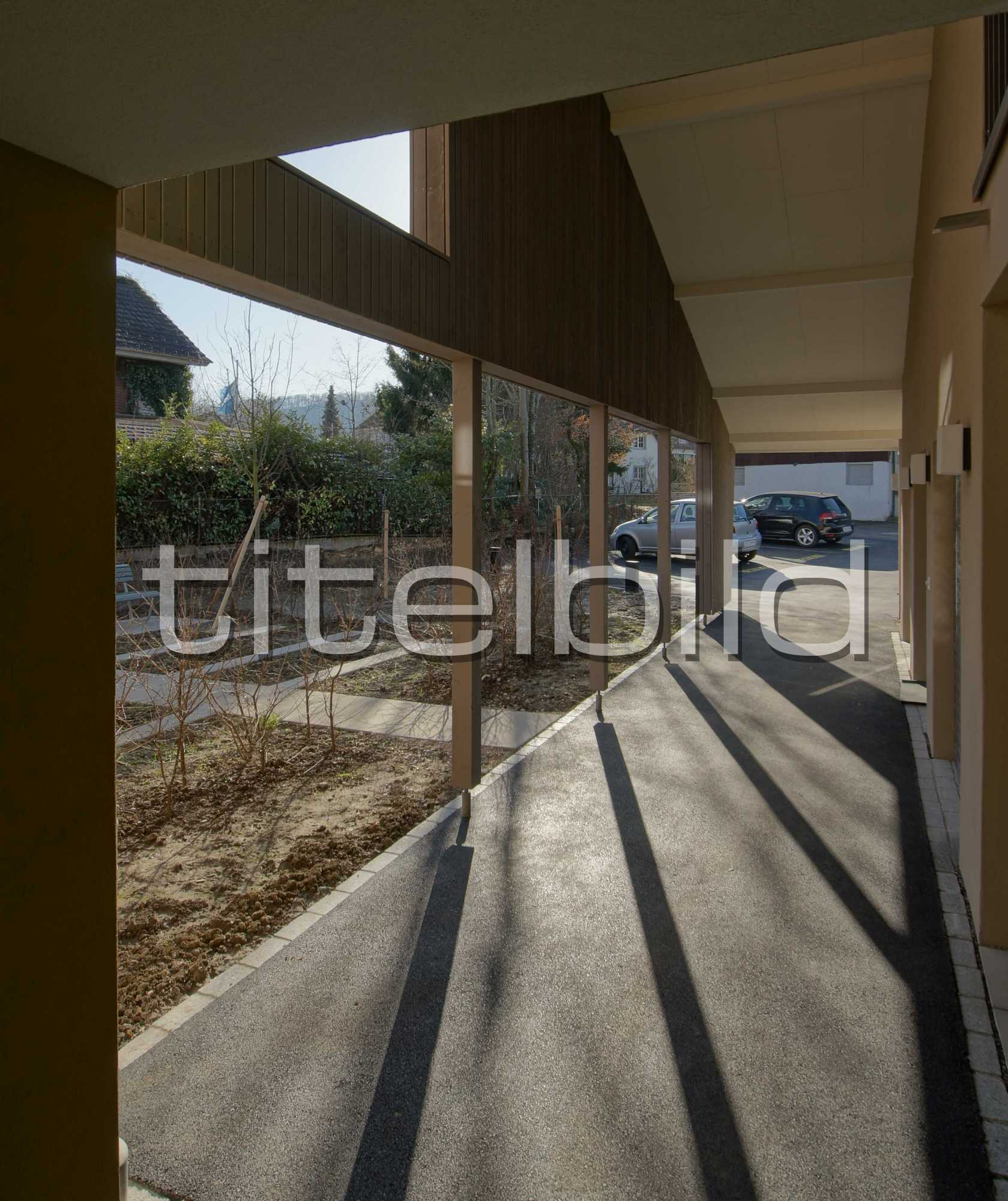 Projektbild-Nr. 6: Mehrfamilienhaus Kastanienbaum