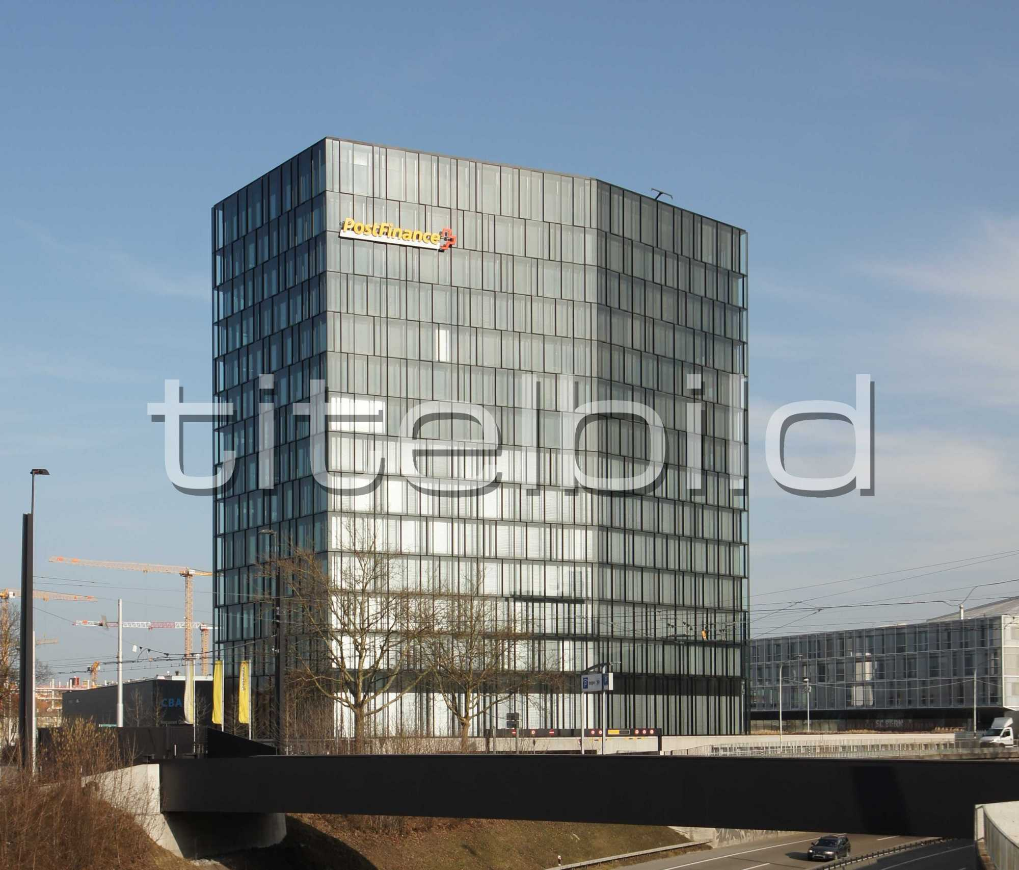 Projektbild-Nr. 1: PostFinance-Hauptsitz